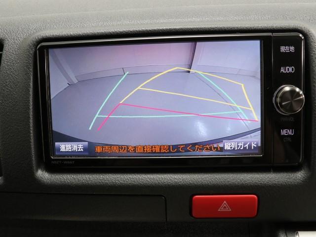 ロングジャストローDXGLパック 純正SDナビ バックモニター 衝突被害軽減ブレーキ ETC バックカメラ(6枚目)