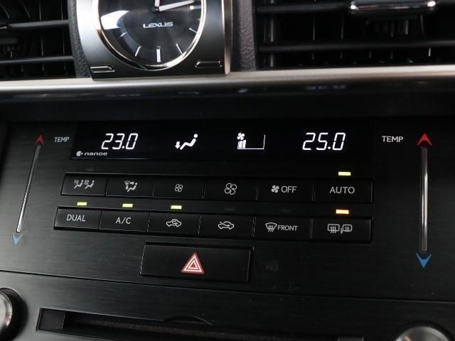 IS200t Fスポーツ 革シート フルセグ メモリーナビ バックカメラ 衝突被害軽減システム ETC LEDヘッドランプ ワンオーナー DVD再生 ミュージックプレイヤー接続可 記録簿 安全装備 オートクルーズコントロール(9枚目)