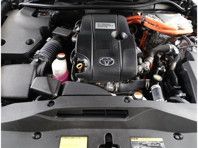 アスリートS Four ETC HDDナビ フルセグTV HID 4WD スマートキー ナビTV 本革 Bモニター クルコン ドラレコ付(17枚目)