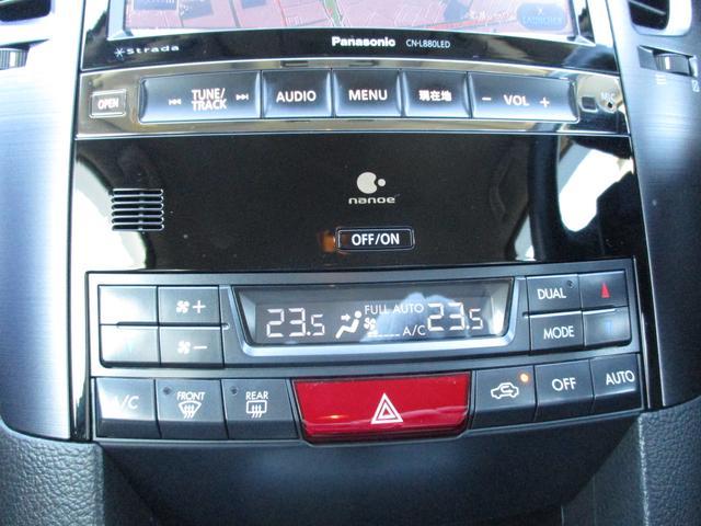 スバル レガシィツーリングワゴン 2.0GT DITアイサイト 8インチナビ ETC付き