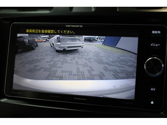 スバル インプレッサXVハイブリッド 2.0i カロッツェリアナビ バックカメラ