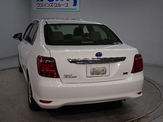 「トヨタ」「カローラアクシオ」「セダン」「神奈川県」の中古車4