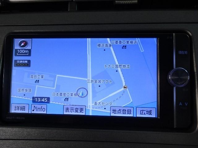 「トヨタ」「プリウス」「セダン」「神奈川県」の中古車6