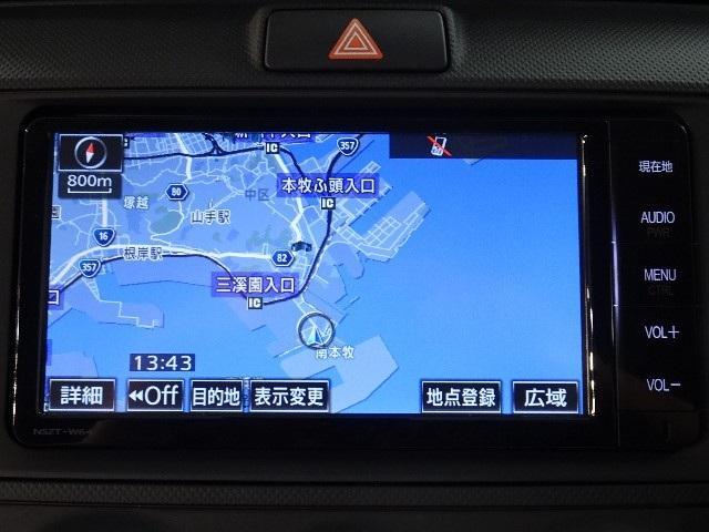 1.5X ワンオーナー メモリーナビ バックカメラ ETC(6枚目)