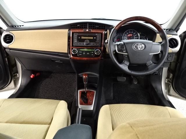 1.5ラグゼール スマートキー 純正CDチューナー HIDヘッドライト スマートキー シートヒーター シートエアコン オートエアコン 横滑り防止装置 イモビライザー 室内除菌(5枚目)
