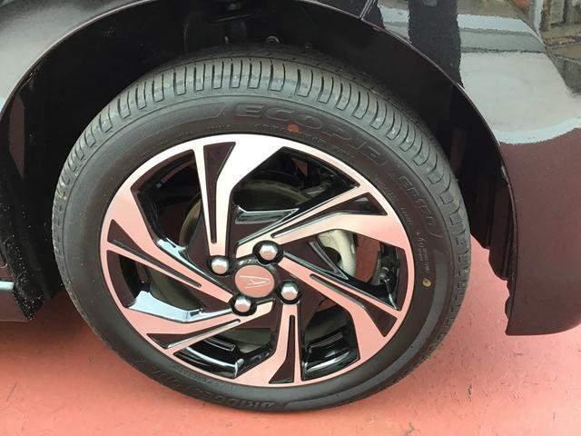 カスタム RS ハイパーリミテッドSAIII ターボエンジン 15インチアルミホイール レザー調シート パノラマモニター 革巻きハンドル(25枚目)
