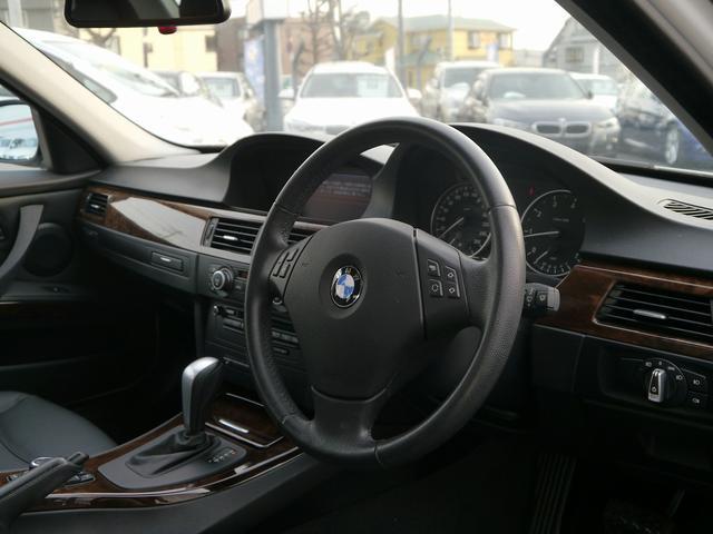 BMW BMW 320i ハイライン 後期 ヒーター黒革 キセノン 2年保証