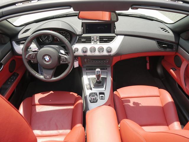 sDrive35i Mスポーツ左H 赤革 電動OP 2年保証(3枚目)