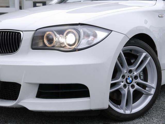 BMW BMW 135i クーペ 1オーナー 新iドライブ 黒革 2年保証