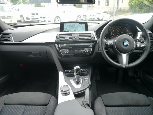 2017年 BMW 318i ツーリング Mスポーツ アルピンホワイト LEDヘッド&フォグ レーンチェンジ DSRC クルコン 電動トランク iストップ 新車保証