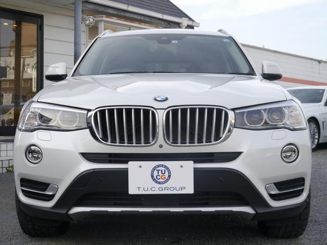 「BMW」「X3」「SUV・クロカン」「千葉県」の中古車19