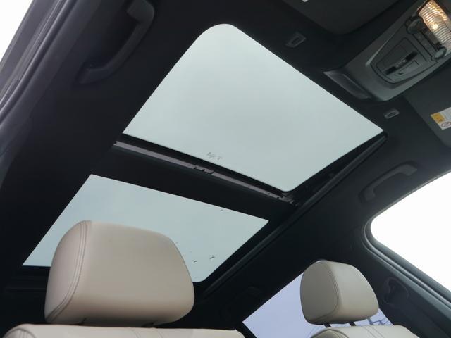 純正オプション!! 開放感溢れるガラスパノラマサンルーフ!室内が明るくなり、開放感がアップします。