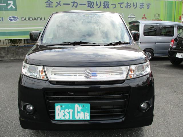 「スズキ」「ワゴンRスティングレー」「コンパクトカー」「東京都」の中古車3