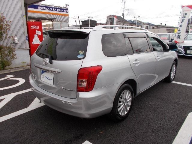 「トヨタ」「カローラフィールダー」「ステーションワゴン」「東京都」の中古車5