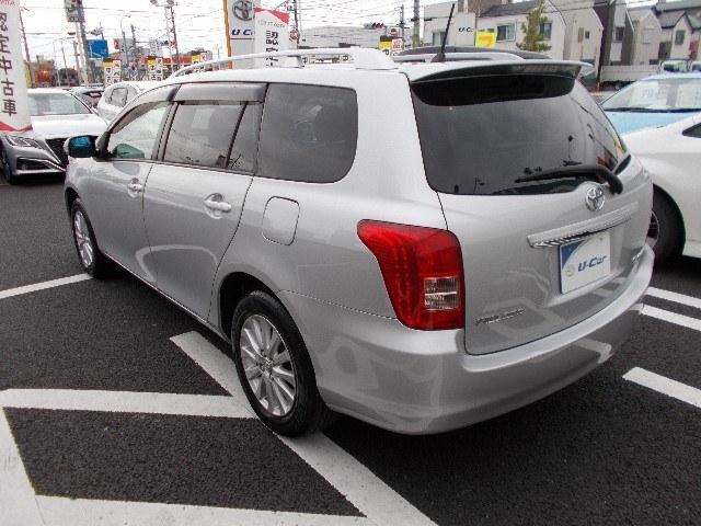 「トヨタ」「カローラフィールダー」「ステーションワゴン」「東京都」の中古車7