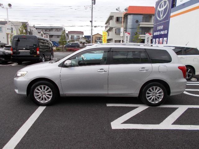 「トヨタ」「カローラフィールダー」「ステーションワゴン」「東京都」の中古車8