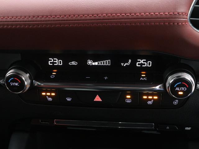 XDバーガンディ セレクション 安心マツダアイアクティブセンス・アドバンストスマートシティブレーキサポート装備 360°セーフティパッケージ BOSEサウンドシステム 本革シート SDナビ Bモニター フルセグ LEDライト ETC(13枚目)