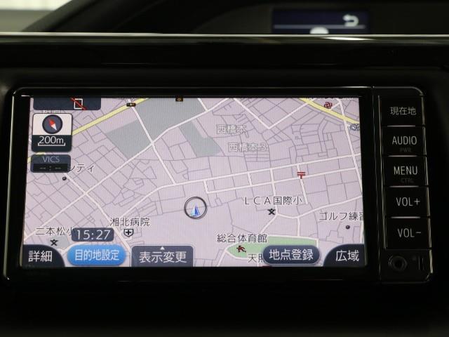 X 電動Sドア ナビTV メモリナビ 3列シート リアオートエアコン オートエアコン ETC CD キーレスエントリー ABS ワンセグ 横滑り防止装置 イモビライザー パワーウインドウ バックモニター付(7枚目)