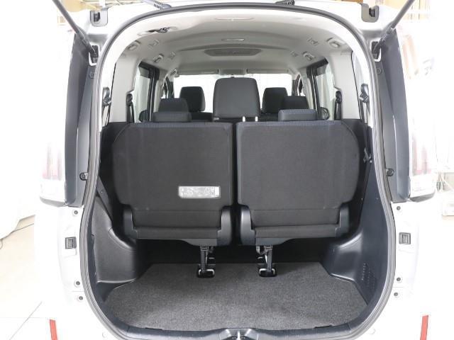 X 電動Sドア ナビTV メモリナビ 3列シート リアオートエアコン オートエアコン ETC CD キーレスエントリー ABS ワンセグ 横滑り防止装置 イモビライザー パワーウインドウ バックモニター付(18枚目)
