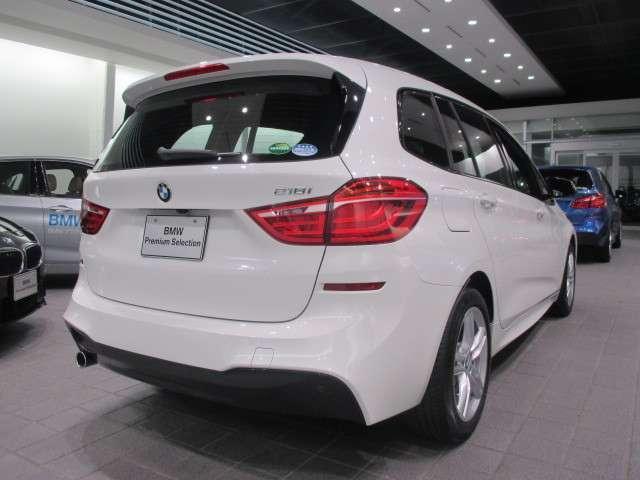 BMW BMW 218iグランツアラー Mスポーツ アドバンスドアクティブ