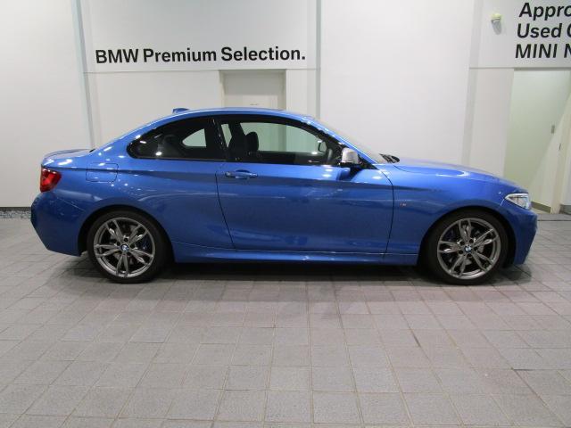 BMW BMW M235iクーペ パーキングサポートPKG