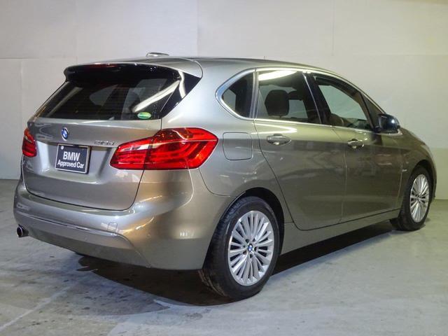 BMW BMW 218dAT ラグジュアリー ACC 自動駐車 全国保証