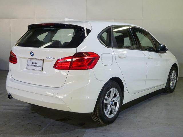 BMW BMW 218dアクティブツアラー コンフォート バックカメラ