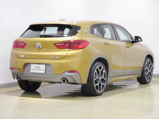 xDrive 18d MスポーツX 電動シート 衝突軽減(3枚目)