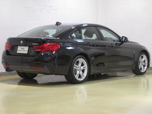 「BMW」「4シリーズ」「セダン」「東京都」の中古車3