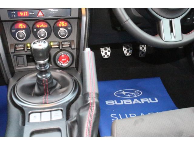 スバル BRZ tS GTパッケージ SDナビ バックカメラ ETC