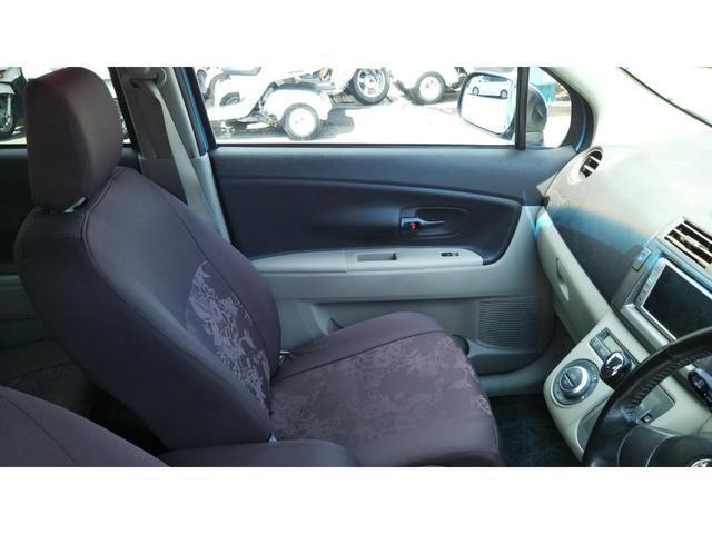 しっかりしたシートで座り心地が良いのでロングドライブも楽々!