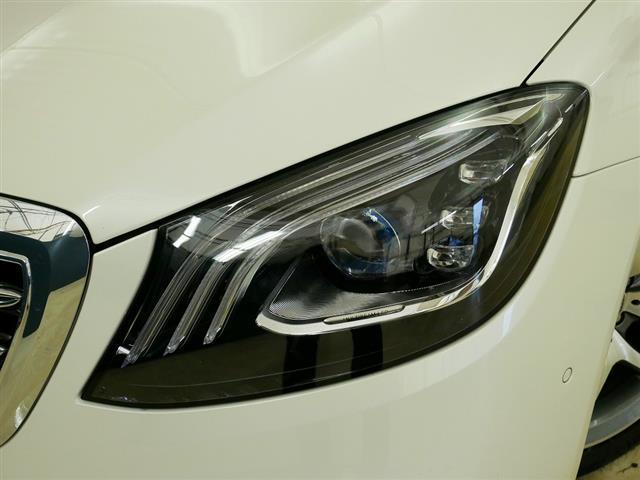 S560 4MATIC ロング AMGライン ショーファーパッケージ 2年保証 新車保証(7枚目)