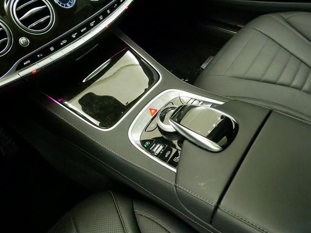 S560 4MATIC ロング AMGライン ショーファーパッケージ 2年保証 新車保証(13枚目)