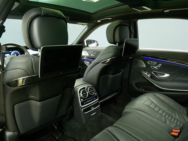 S560 4MATIC ロング AMGライン ショーファーパッケージ 2年保証 新車保証(21枚目)