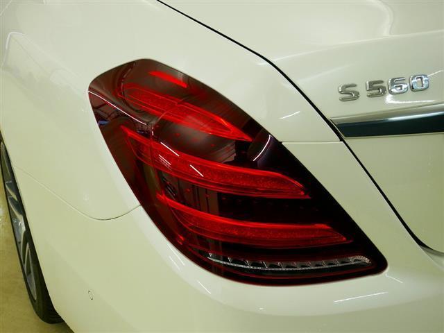 S560 4MATIC ロング AMGライン ショーファーパッケージ 2年保証 新車保証(31枚目)