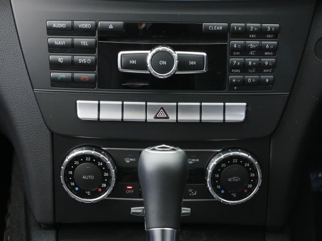 メルセデス・ベンツ M・ベンツ C200 ブルーエフィシェンシー ステーションワゴン AV