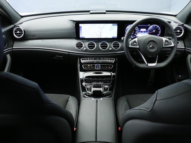 E200 アバンギャルド スポーツ 4年保証 新車保証(9枚目)