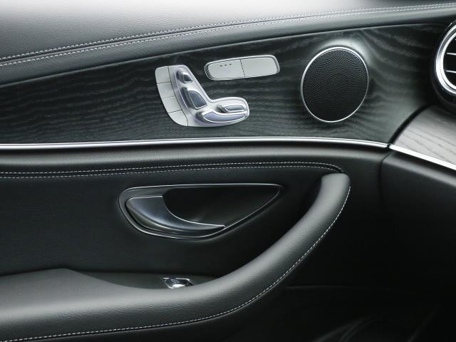 E200 アバンギャルド スポーツ 4年保証 新車保証(13枚目)