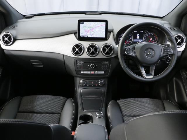 B180 レーダーセーフティパッケージ 4年保証 新車保証(9枚目)