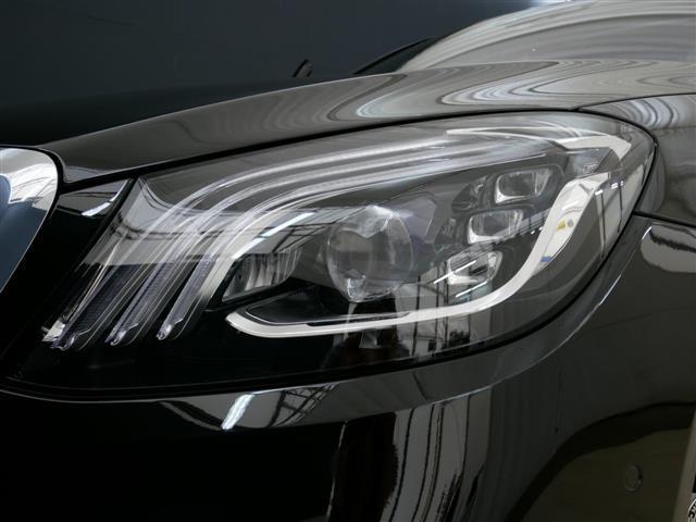 S450 ロング AMGラインプラス 新車保証(7枚目)