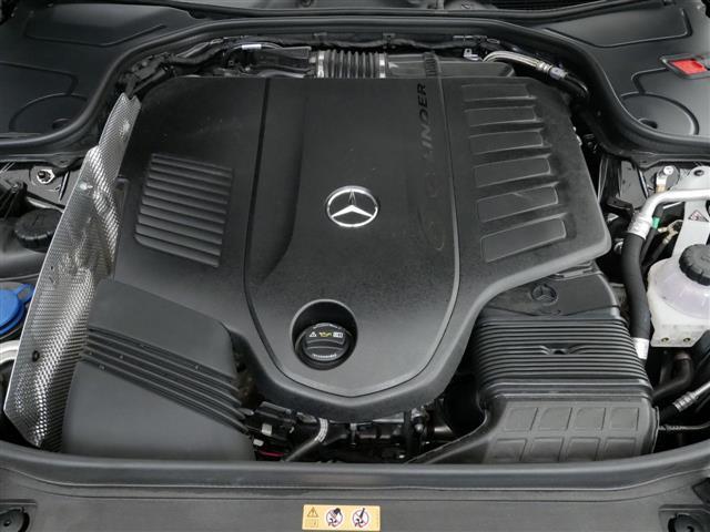 S450 ロング AMGラインプラス 新車保証(8枚目)