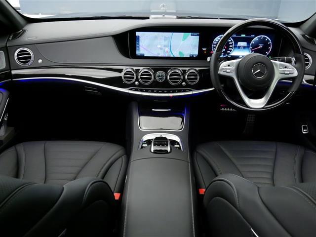 S450 ロング AMGラインプラス 新車保証(11枚目)