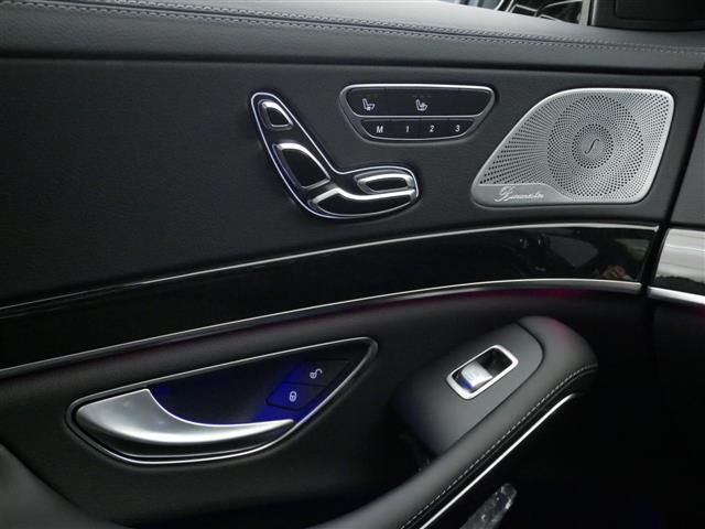 S450 ロング AMGラインプラス 新車保証(14枚目)