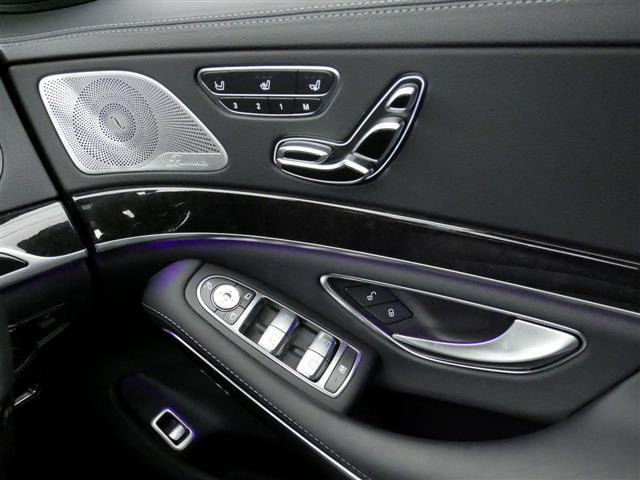S450 ロング AMGラインプラス 新車保証(15枚目)
