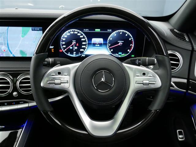 S450 ロング AMGラインプラス 新車保証(16枚目)
