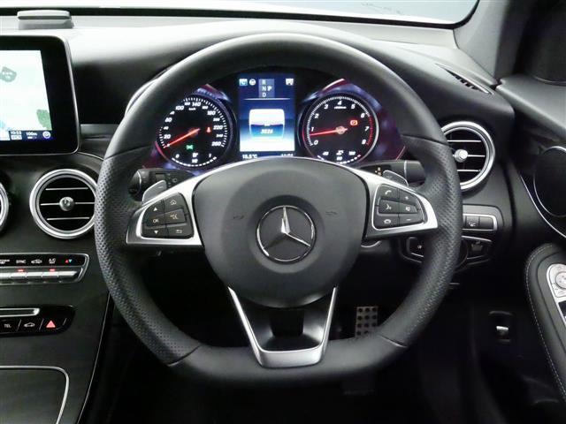 GLC250 4マチック スポーツ 4年保証 新車保証(15枚目)