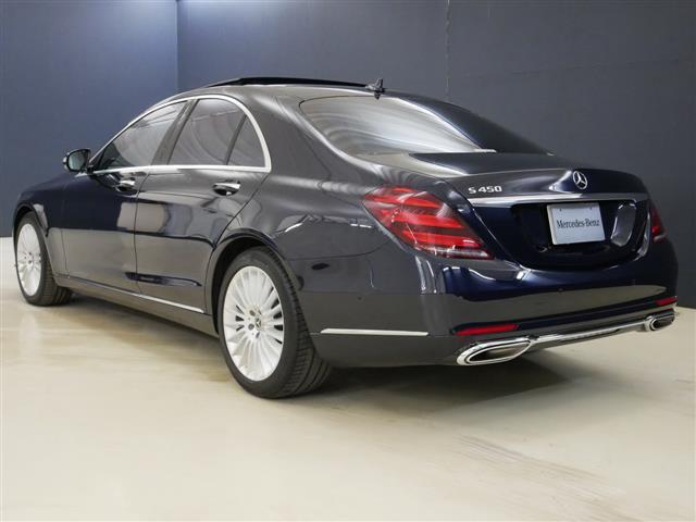 S450 エクスクルーシブ 4年保証 新車保証(5枚目)
