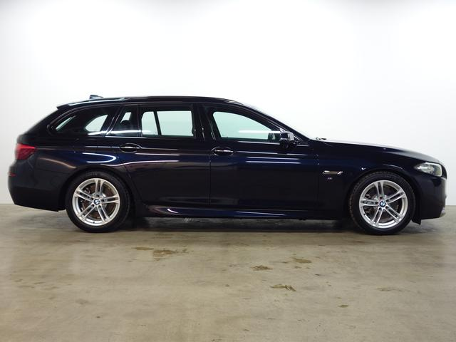 BMW BMW 523iツーリング Mスポーツ 全国2年保証 弊社デモカー