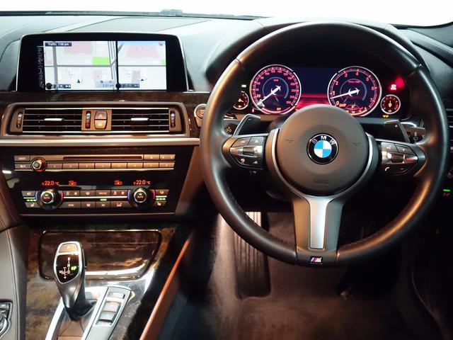 BMW BMW 640iグランクーペ Mスポーツ 19AW LED ACC