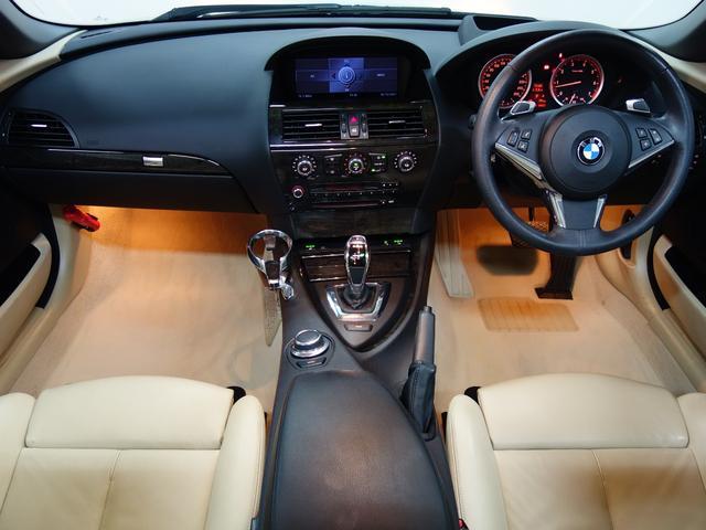 BMW BMW 650iカブリオレ 19AW LOGIC7 パドル クルコン